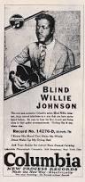 Blind Willie Johnson Songs Blind Willie Johnson B L U E S Com The Blues Community