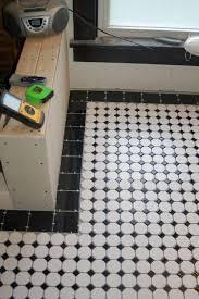 Border Floor Tiles Flashback Friday Guest Bath Adventure Part 2 Framing And