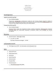 Html Resume Builder Html Resume Builder U2013 Resume Examples