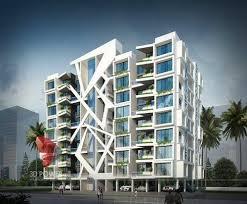 3d apartment architectural rendering apartment in aurangabad 3d power