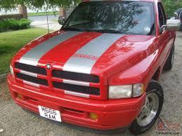 Dodge Ram 97 - ram 1997 shortbed hotrod classic magnum v8 private ram plate