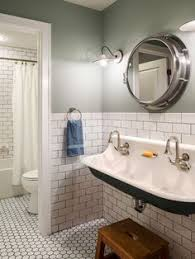 Pictures Of Kids Bathrooms - 3 elements of a stylish kids bathroom trough sink kid bathrooms
