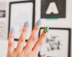 lily melrose uk style and fashion blog rio ready nails from