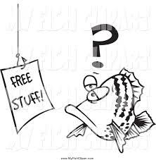 royalty free coloring sheet stock fish designs