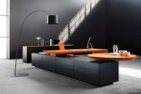 Contemporary Home Office Furniture Try A Different Decor With Contemporary Office Furniture
