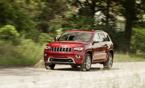 jeep suv 2014 2014 jeep grand cherokee v 6 4x4 8at test u2013 review u2013 car and driver