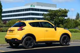nissan juke yellow 2017 nissan juke dig t 115 review greencarguide co uk