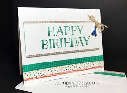 more masculine cards archives stampin u0027 pretty
