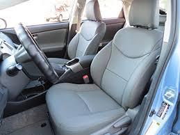 toyota leather seats amazon com toyota prius 2010 2015 models oe factory