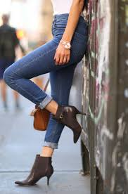 what shoes to wear with skinny jeans we have the answer just