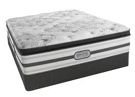 beautyrest platinum hailey plush pillow top queen mattress