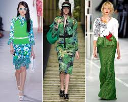 color of the year 2017 fashion how to wear the pantone color of 2017 greenery instyle com