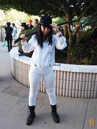 Clockwork Orange Halloween Costume Cutest Clockwork Orange Cosplay Gerard Mcr