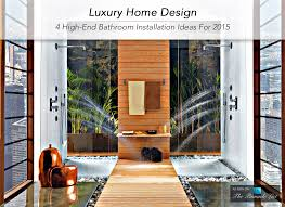 High End Home Plans by Feature Floor Tiles U2013 Luxury Home Design U2013 4 High End Bathroom