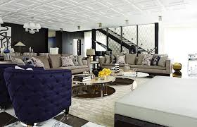Shape In Interior Design A Glamorous Example Of How To Incorporate Patterns Into Your Home