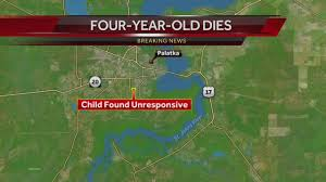 Palatka Florida Map by So 4 Year Old Boy Dies After Being Strangled By 11 Year Old