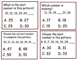 15 best number patterns images on pinterest number patterns
