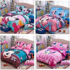 Mickey And Minnie Bed Set by Minnie Mouse Comforter Set Promotion Shop For Promotional Minnie