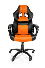 Office Chair Front Png Monza Orange Arozzi