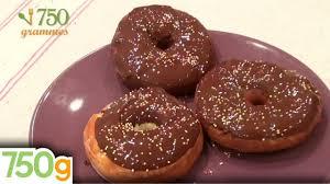 donuts hervé cuisine recette de donuts au chocolat 750 grammes