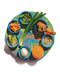 what goes on the passover seder plate seder plate los angeles magazine