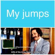 Figure Skating Memes - funny ice figure skating meme figure skating pinterest meme
