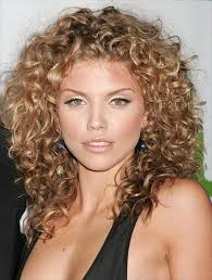 best hairstyles for thin frizzy hair new medium haircuts for curly frizzy hair