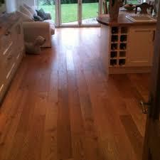 Laminate Flooring Direct Hillington Enhanced Oak Real Wood Engineered Flooring 18mm
