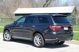 dodge durango reviews review 2016 dodge durango this dodge does what by larry nutson