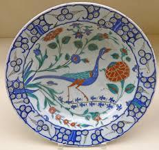 Ottoman Pottery File Animal Decorated Ottoman Pottery P1000586 Jpg Wikimedia Commons