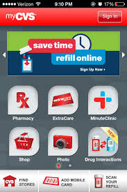 cvs pharmacy app for android cvs iphone and app review