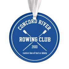 top rowing ornament zazzle