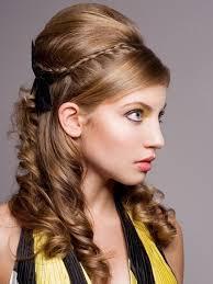 side ponytail braid hairstyles simple side braided hairstyle