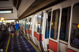 Disney Monorail Map Walt Disney World Monorail Guide For Wheelchair Users