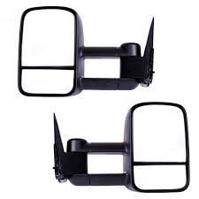 amazon com towing mirrors hitch accessories automotive