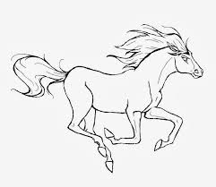 spirit horse coloring pages free spirit horse base by with spirit