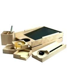 Modern Desk Sets Modern Desk Set Image For Office Desk Accessories Set Modern