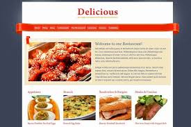 free themes for restaurants cafe cooking food dobeweb