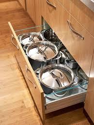 kitchen cupboard storage pans ultimate storage packed kitchens better homes gardens