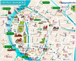 Bangkok Map Thailand News Info Everything That You Need To Know About Thailand