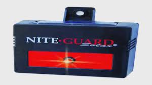 nite guard solar predator control light 4 pack nite guard solar ng 001 predator control light single pack youtube