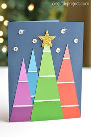 15 diy christmas card ideas easy homemade christmas cards we u0027re