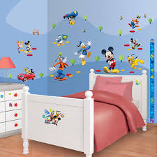Mickey Mouse Room Decorations Mickey Mouse Clubhouse Room Decor 2262 Walltastic Disney Mickey