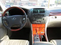 lexus warranty plans 2001 used lexus ls 430 4dr sedan at holiday motors serving san