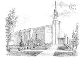 boston massachusetts temple sketch in temple ldsbookstore com