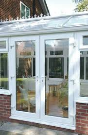 Secure French Doors - upvc french doors double glazed french doors mpn windows and