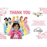 thank you cards for birthday invitations prints or digital