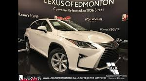 used lexus suv in orlando 2017 white lexus rx 350 awd standard equipment in depth review
