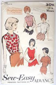 blouse sewing patterns 53 vintage sewing patterns from the 1920s through 1980s sewing