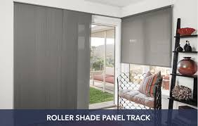 Patio Door Window Panels Sliding Door Window Treatments